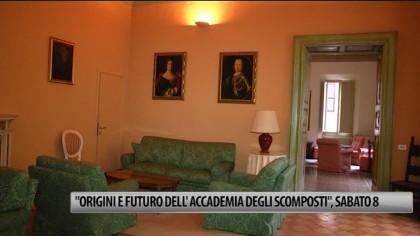 """""""Origini e Futuro dell'Accademia degli Scomposti"""", l'8 novembre a Palazzo Bracci – VIDEO"""