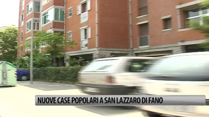 Quartiere San Lazzaro: nuove case popolari – VIDEO