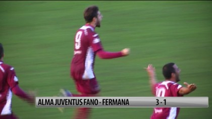Fermana – Alma Juventus Fano   1-3