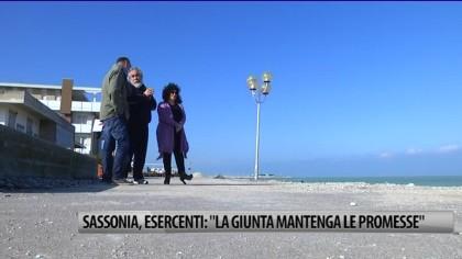 """Sassonia, esercenti: """"La giunta Seri mantenga le promesse"""" – VIDEO"""