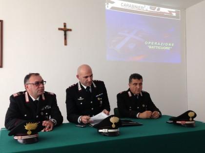 Rapinarono la Banca delle Marche a Marotta: sgominata la banda – VIDEO