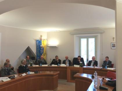 Comitato Provinciale sull'Ordine e la Sicurezza Pubblica: illustrati i dati relativi alla criminalità