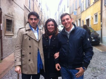 Presentato il nuovo Coordinatore Regionale di Forza Italia Giovani Alessio Pagliacci
