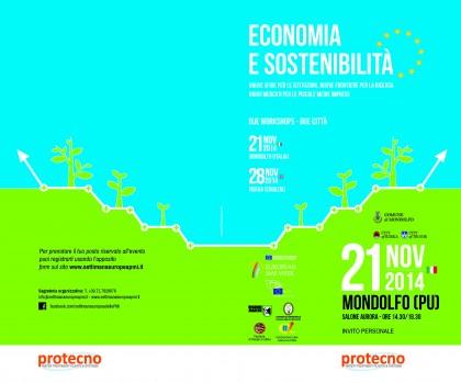 L'Europa e le PMI: venerdì 21 il primo appuntamento a Mondolfo