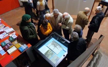 """Inaugurata la mostra """"Disegni e studi sul porto di Fano"""""""