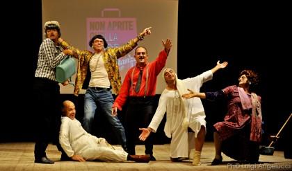 """San Costanzo show: domenica a Pesaro """"Non aprite quella Sporta"""""""