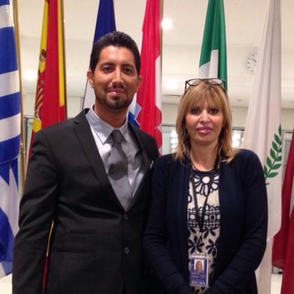 I giovani di Forza Italia in visita al Parlamento Europeo