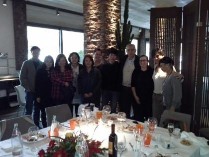 Tour operator coreani in visita a Pesaro