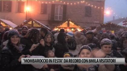 """""""Mombaroccio in Festa"""" da record con 8.000 visitatori nel primo fine settimana dell'evento – VIDEO"""