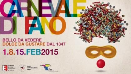 Le novità del Carnevale di Fano 2015, in  programma l'1, 8 e 15 febbraio – VIDEO