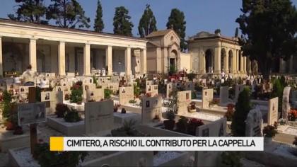 Cimitero, a rischio il contributo per la cappella – VIDEO