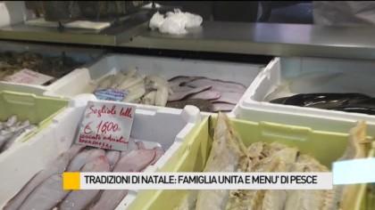 Tradizioni di Natale: Famiglia unita e menu di pesce – VIDEO