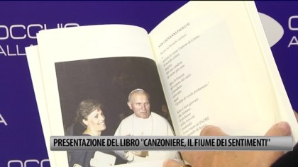 """Oggi la presentazione del libro """"Canzoniere, il fiume dei sentimenti"""""""