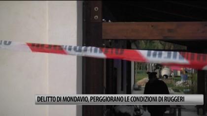 Delitto di Mondavio, peggiorano le condizioni di Ruggeri – VIDEO