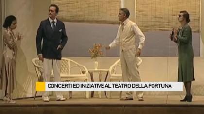 Concerti e iniziative al Teatro della Fortuna di Fano – VIDEO