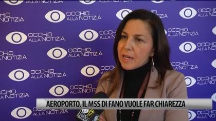 Aeroporto, il M5S di Fano vuole far chiarezza e presenta un esposto – VIDEO