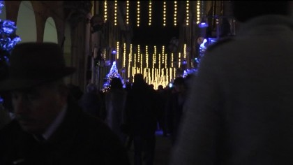 Magic Christmas, lo spettacolo di Natale a Fossombrone – VIDEO