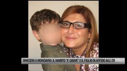 Omicidio a Mondavio, il marito resta grave e il figlio della coppia viene affidato agli zii – VIDEO