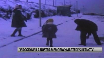 """""""Viaggio nella nostra memoria"""": Martedì su Fano TV – VIDEO"""