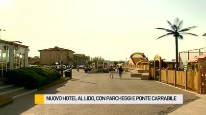 Fano avrà un nuovo Hotel al Lido, con nuovi parcheggi e un nuovo ponte carrabile sull'Arzilla – VIDEO