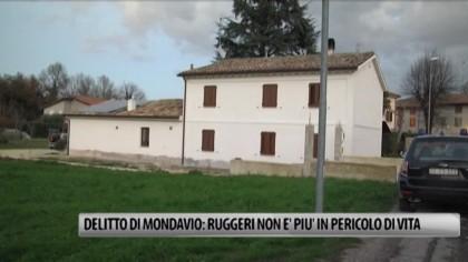 Delitto di Mondavio: Gino Ruggeri non è più in pericolo di vita – VIDEO