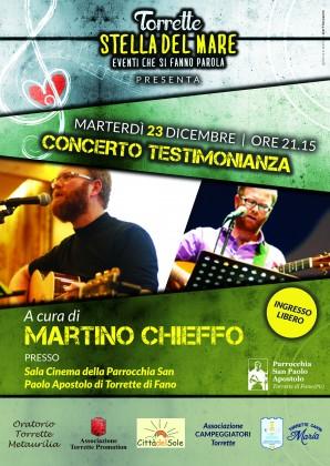"""""""Torrette Stella del Mare"""", un concerto-testimonianza nella Parrocchia di San Paolo Apostolo a Torrette"""