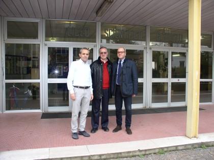 """Rinnovata la collaborazione fra il Liceo Scientifico """"Torelli"""" e il museo del Balì di Saltara"""