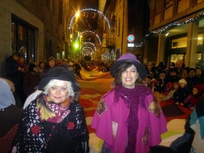 La Festa Nazionale della Befana compie 18 anni. Dal 2 al 6 gennaio nel centro storico di Urbania