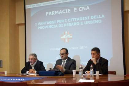 Pesaro e Urbino, si sperimenta un nuovo rapporto tra pensionati e farmacie