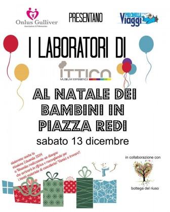 Il Natale dei bambini a Pesaro: il 13 dicembre un pomeriggio ricco di attrazioni