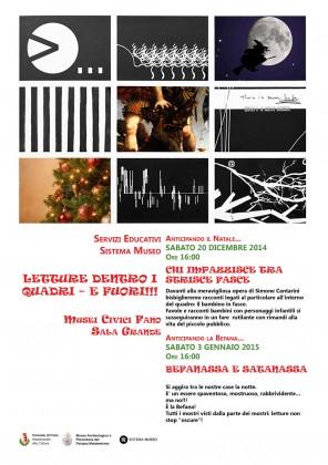 Appntamenti natalizi in programma al Museo Civico di Fano