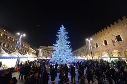 Torna il Mercatino di Natale, dal 10 al 24 dicembre in Piazza del Popolo e Corso XI Settembre