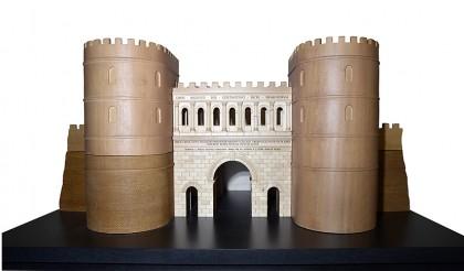 Presentazione del plastico ricostruttivo dell'Arco d'Augusto, giovedì 18 nella Sala San Michele a Fano