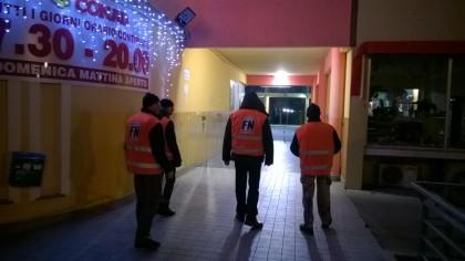 passeggiate per la sicurezza forza nuova2