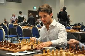 Axel Rombaldoni, campione italiano assoluto di scacchi.