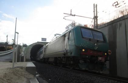 Nuova galleria ferroviaria fra Pesaro e Cattolica lunga oltre 1,1 km