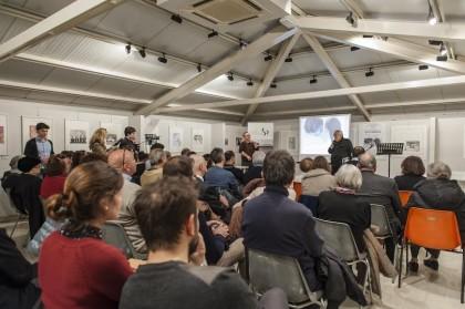 """Centrale Fotografia di Fano ha ricordato Giuseppe Cavalli con la presentazione di """"Voci di Memoria"""""""