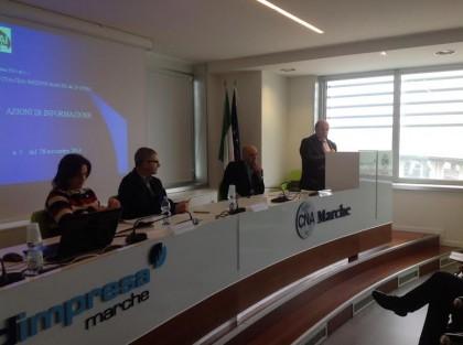 Consulenza alle imprese artigiane e alle piccole e medie imprese nelle Marche: numero verde gratuito 800164233