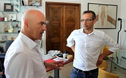 """Matteo Ricci e Luca Zingaretti: """"A Pesaro il Festival Internazionale del Documentario"""""""