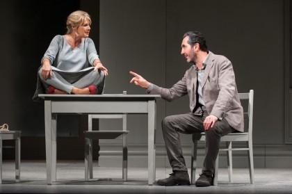 Teatro della Fortuna, Lella Costa e Paolo Calabresi in NUDA PROPRIETA', il 10 e l'11 gennaio