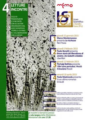 """""""Sguardi"""": presentata la settimana rivista annuale del Liceo Torelli. Ciclo di appuntamenti alla Memo"""