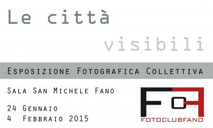 """""""Le città visibili"""", un'esposizione fotografica che inaugurerà sabato 24 all'Ex Chiesa di San Michele"""