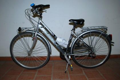 Bici Rubata: si cerca il legittimo proprietario