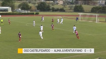 Castelfidardo – Alma Juventus Fano       0-0