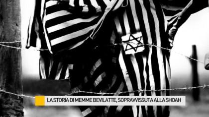 """""""Giorno della Memoria"""", la storia di Memme Bevilatte, perseguitata e sopravvissuta – VIDEO"""