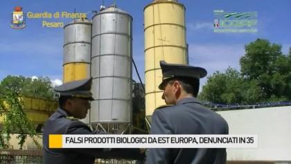 Falsi prodotti biologici da est Europa, denunciati in 35 – VIDEO