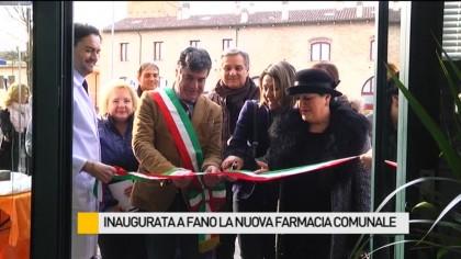 Inaugurata a Fano la nuova farmacia comunale – VIDEO
