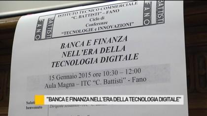 Tecnologia, una delle maggiori utilizzatrici di servizi informatici è la Banca – VIDEO