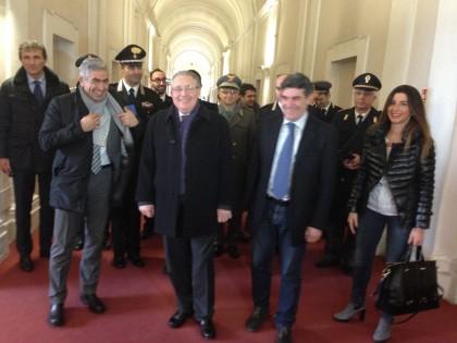 prefetto pizzi comitato ordine e sicurezza