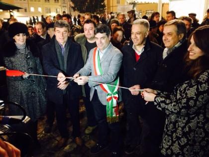 Inaugurato il nuovo ufficio IAT (Informazioni Accoglienza Turistica) in piazza XX Settembre – VIDEO